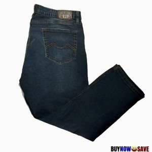 Urban Star Men Size 42 30 Straight Denim Jeans
